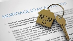 mortgage app with key